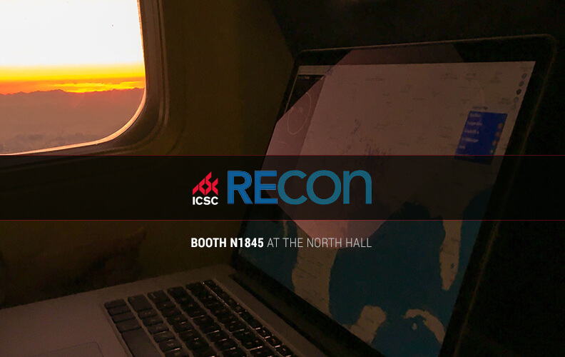 ICSC RECon Booth N1845 in the North Hall | May 22-25