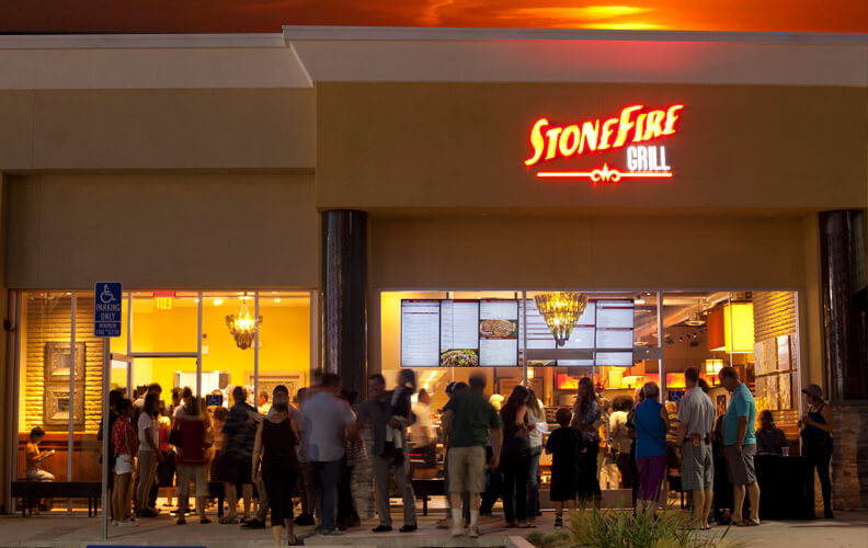 STONEFIRE Grill cooks up recipe for market expansion strategy