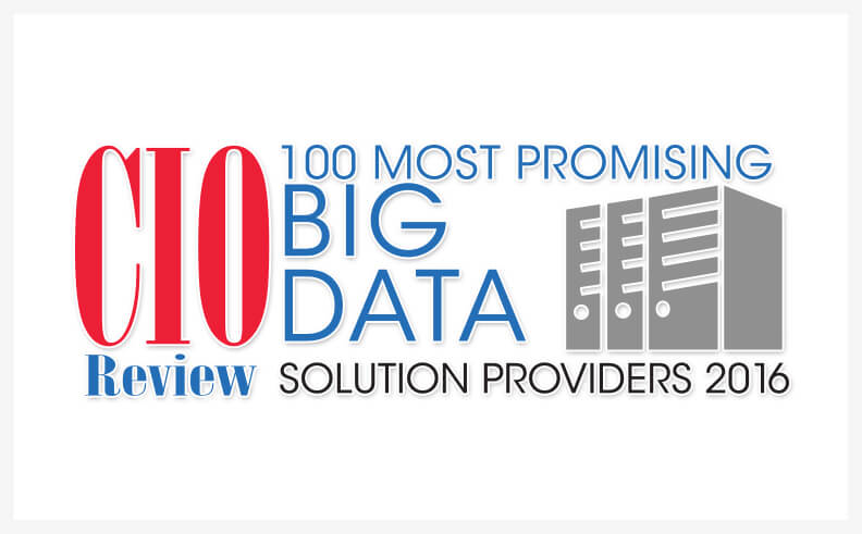 "SiteZeus makes the 2016 CIO Review's ""100 Most Promising Big Data Solution Providers"""