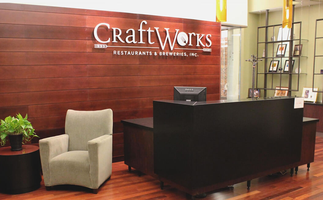 Multi-brand restaurant operator CraftWorks teams up with SiteZeus