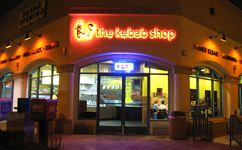 The Kebab Shop spreads European style in America with a SiteZeus partnership