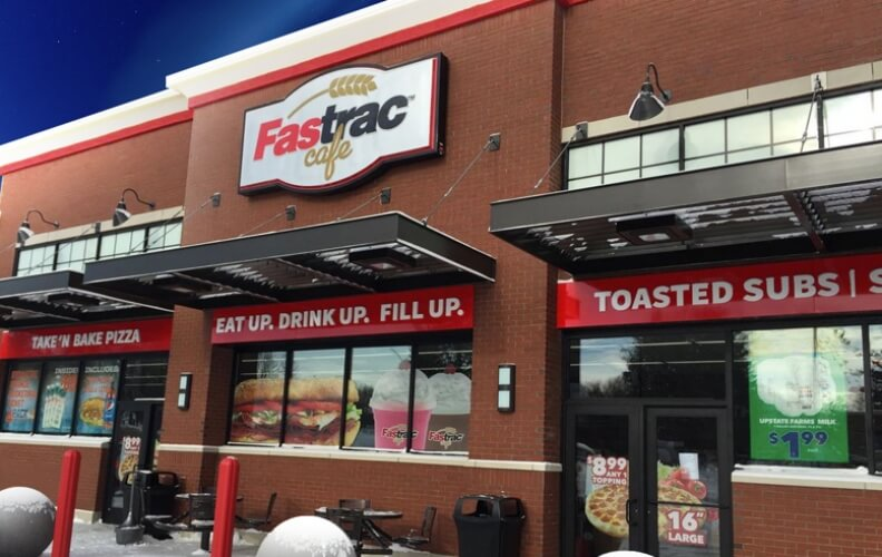 Fastrac Cafe – the latest convenience store to enlist SiteZeus