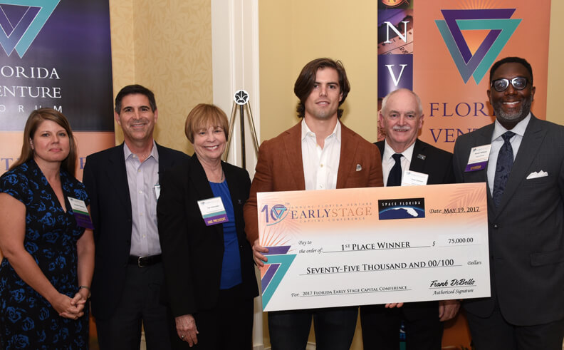 SiteZeus wins first place and cash prize at Florida Early Stage Capital Conference