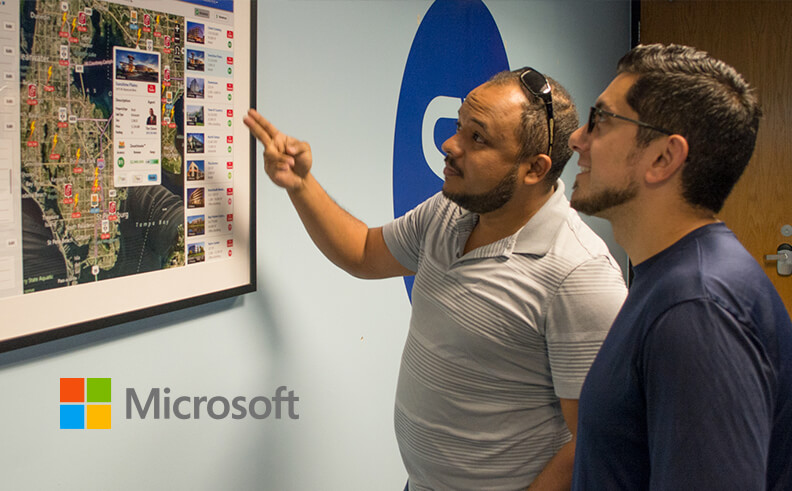 Microsoft BizSpark Stories – Mitigate risk and capitalize on profitable new opportunities with SiteZeus