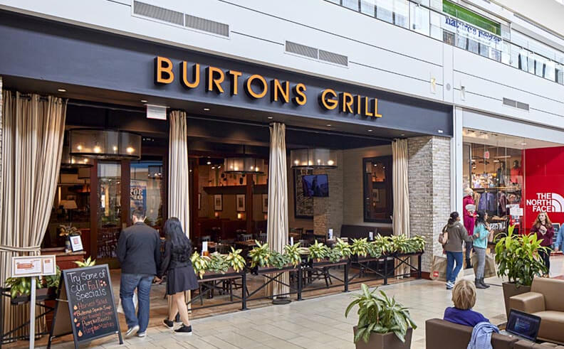 Burtons Grill & Bar cooks up new locations with SiteZeus