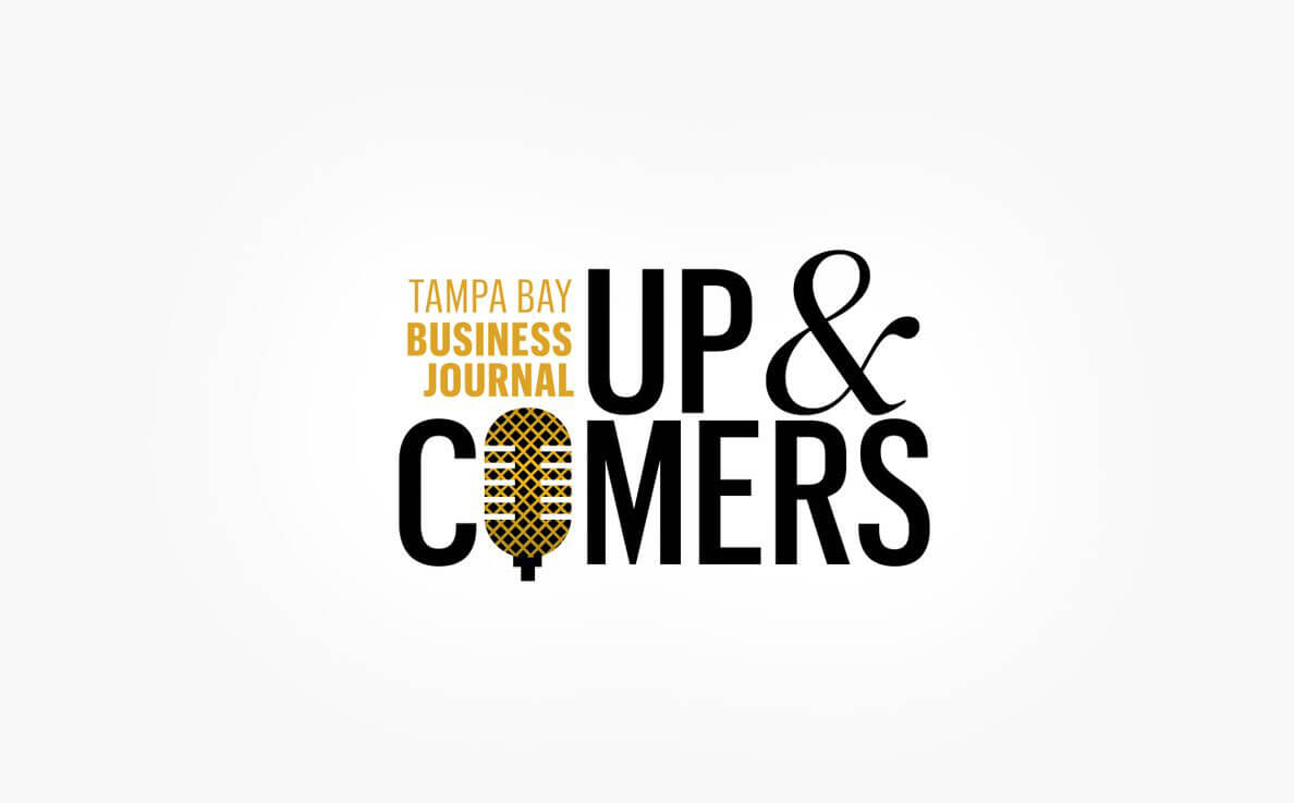 "Hannibal Baldwin takes home the ""30 under 30, Hall of Fame 2017"" prize presented by The Tampa Bay Business Journal"