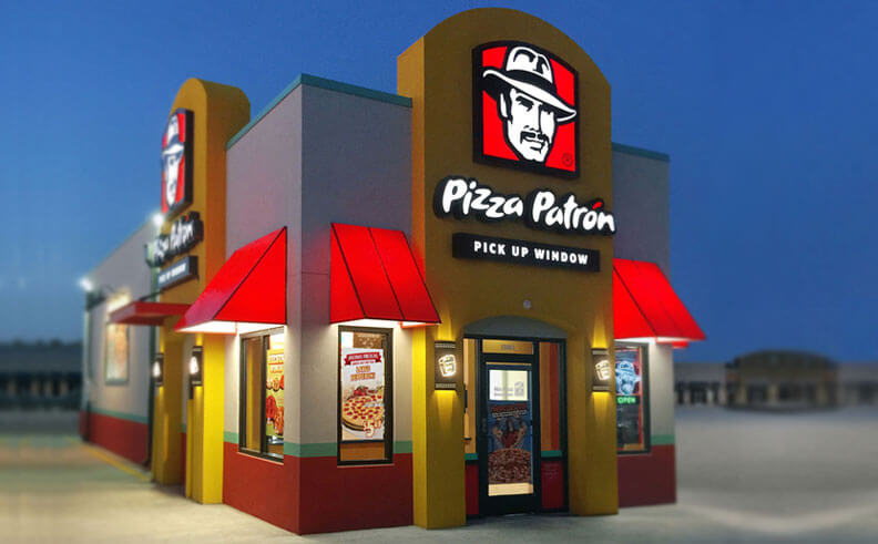 Pizza Patrón does pizza (and big-data) better