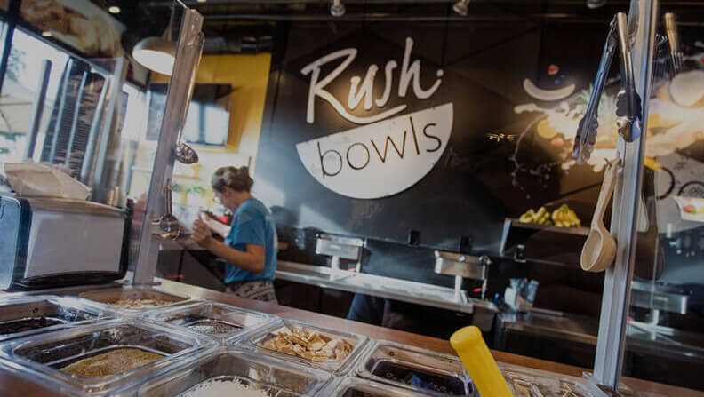 Rush Bowls is bringing health and nutrition back to breakfast with SiteZeus' help