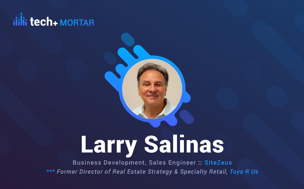 Larry Salinas, SiteZeus / Toys R Us