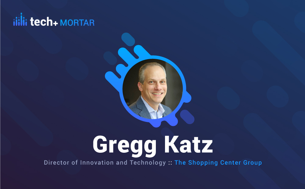 Gregg Katz, The Shopping Center Group