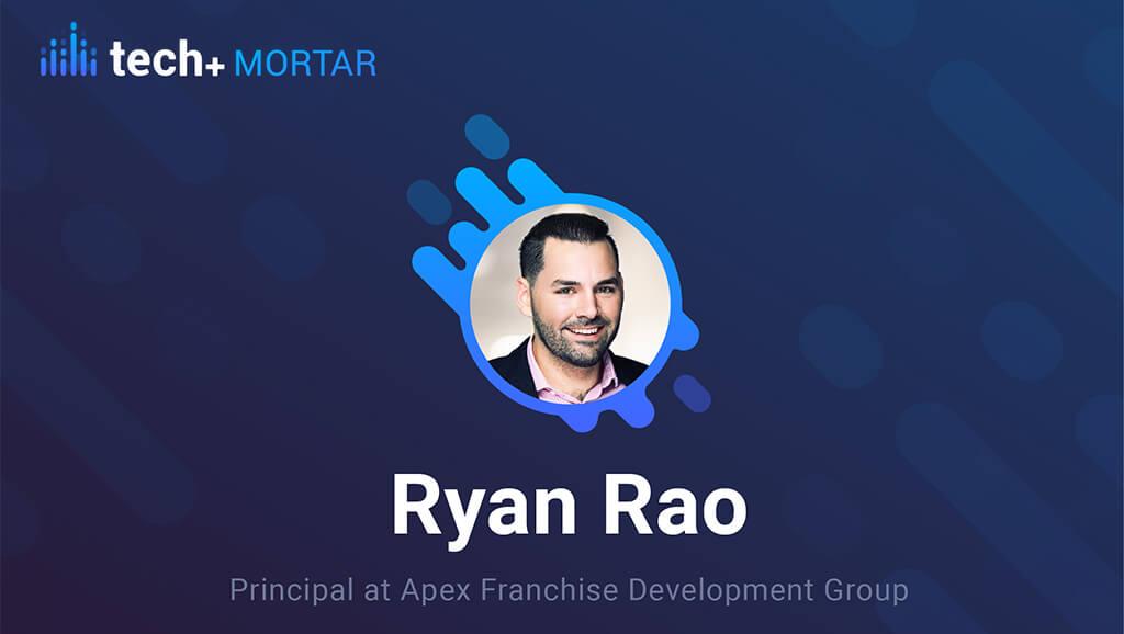 Ryan Rao, Apex Franchise Development Group
