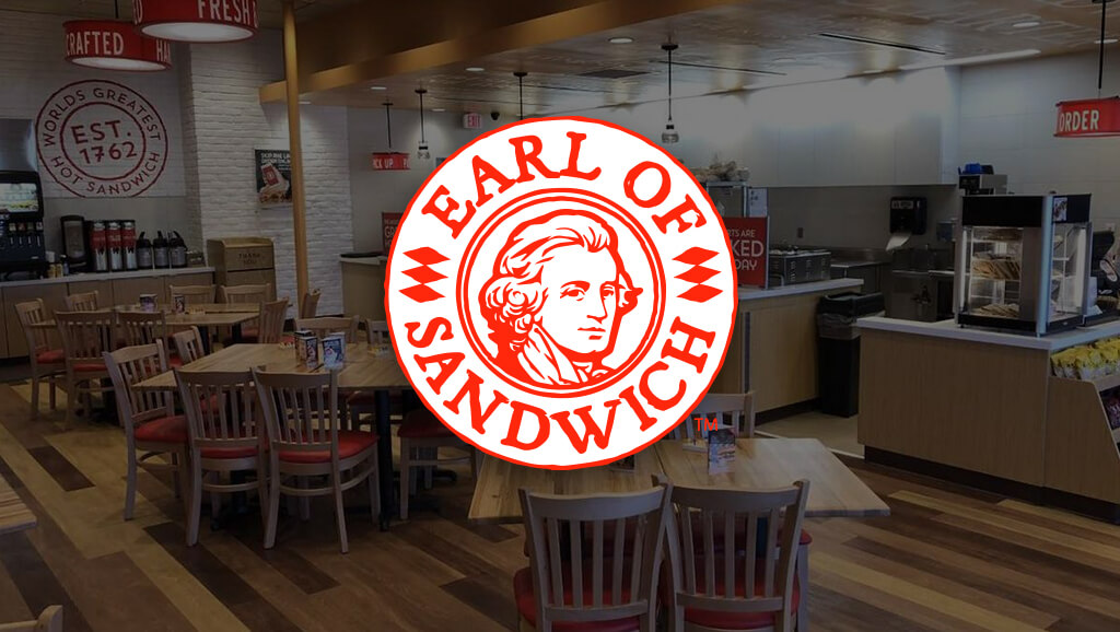 Earl of Sandwich® chooses SiteZeus to help grow sandwich-inventing legacy