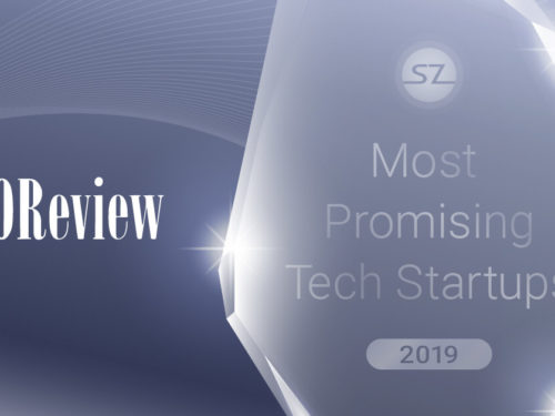 SiteZeus named amongst CIO Review's 100 Most Promising Tech Start-Ups for 2019