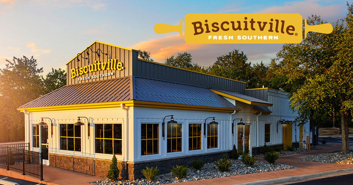 Biscuitville chooses SiteZeus to help fuel their location growth