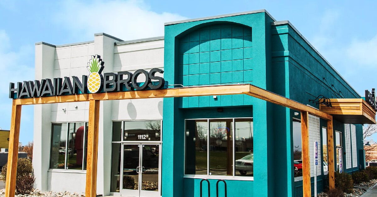 Hawaiian Bros. Island Grill to optimize stores with SiteZeus