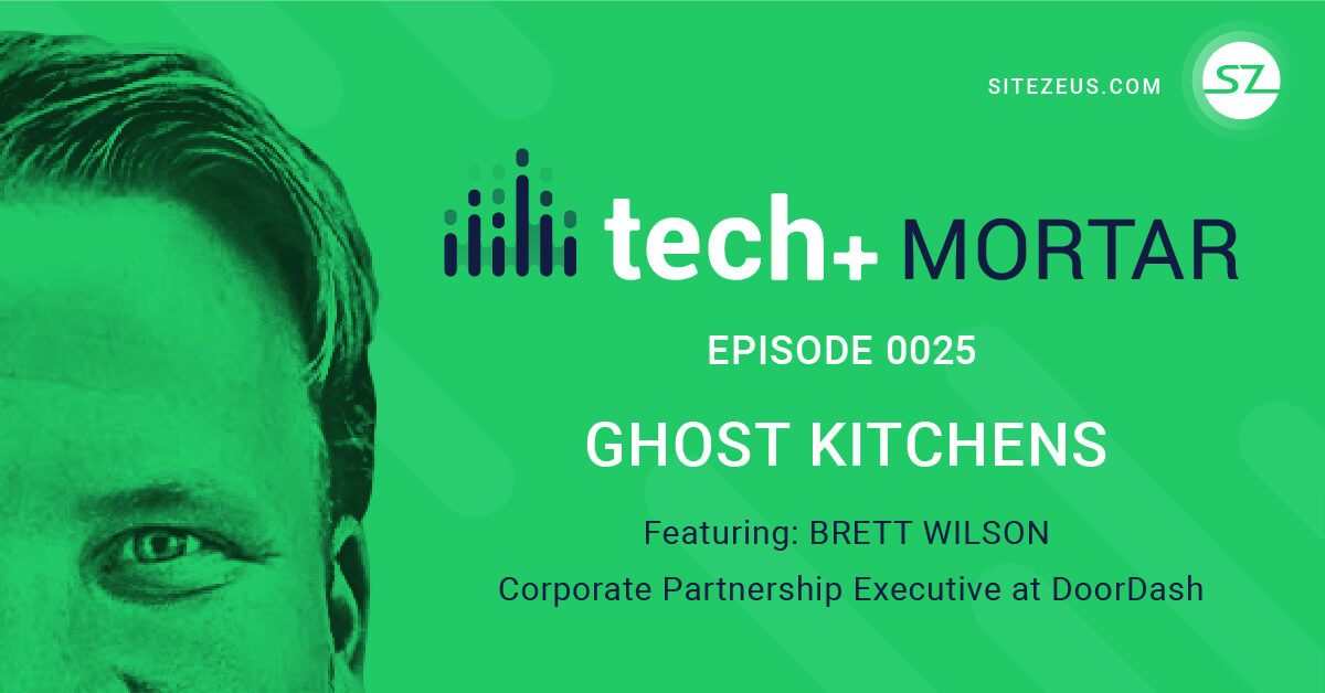 Ghost Kitchens | Brett Wilson, DoorDash