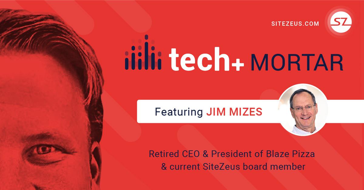 Jim Mizes, Blaze & SiteZeus