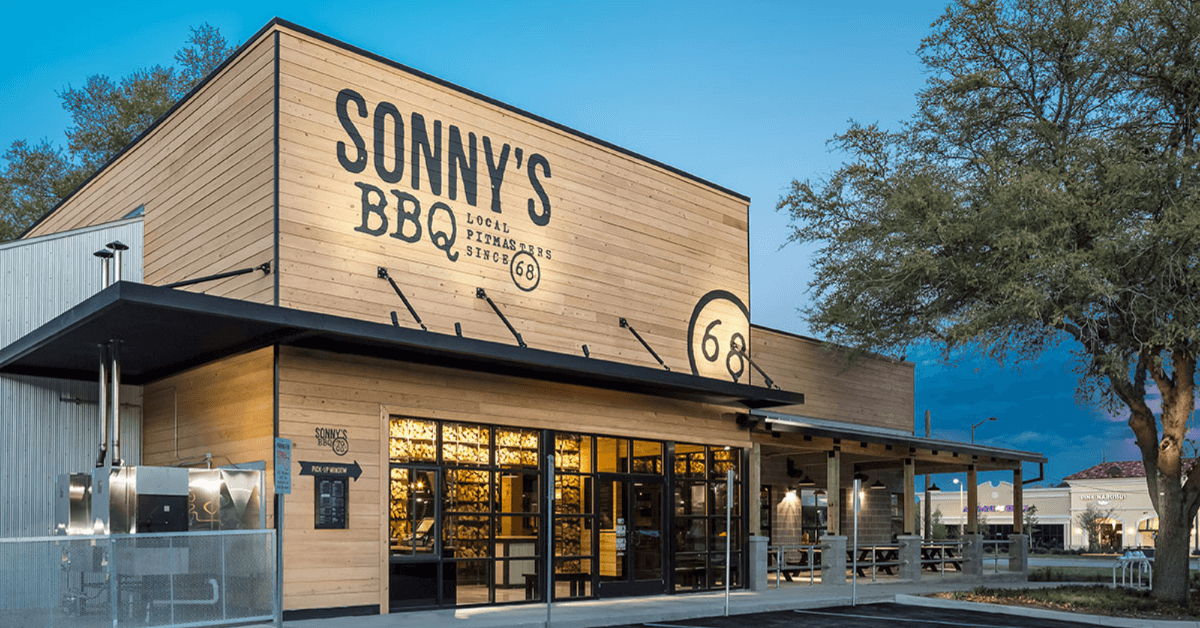 Sonny's BBQ cooks up a new off-premise blueprint, served with a side of A.I.-powered market planning